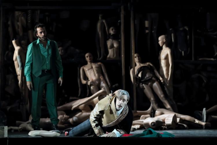 Дон Жуан Пермская опера
