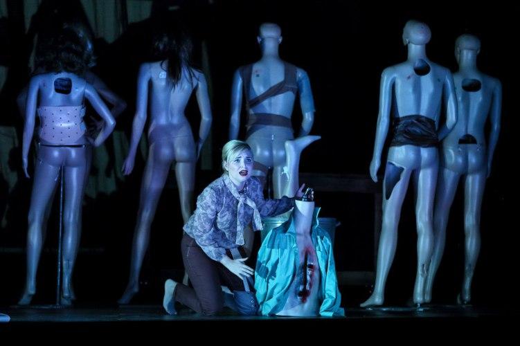 Сцена из спектакля «Дон Жуан», Пермский театр оперы и балета