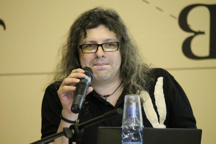 Писатель Дмитрий Кузьмин