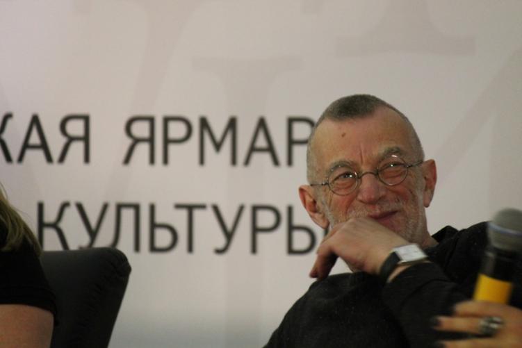 Писатель Лев Рубинштейн