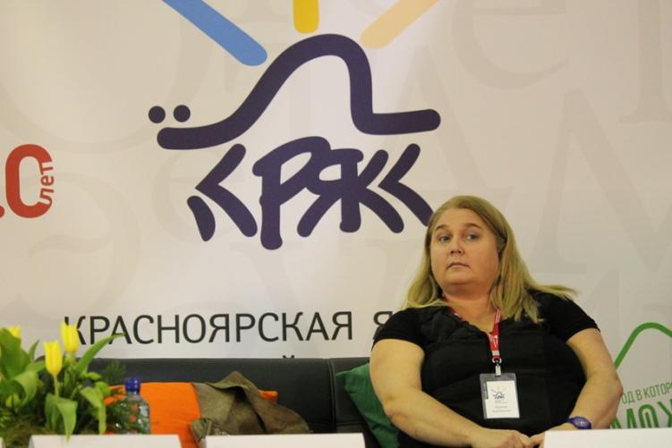 Лингвист Ирина Левонтина