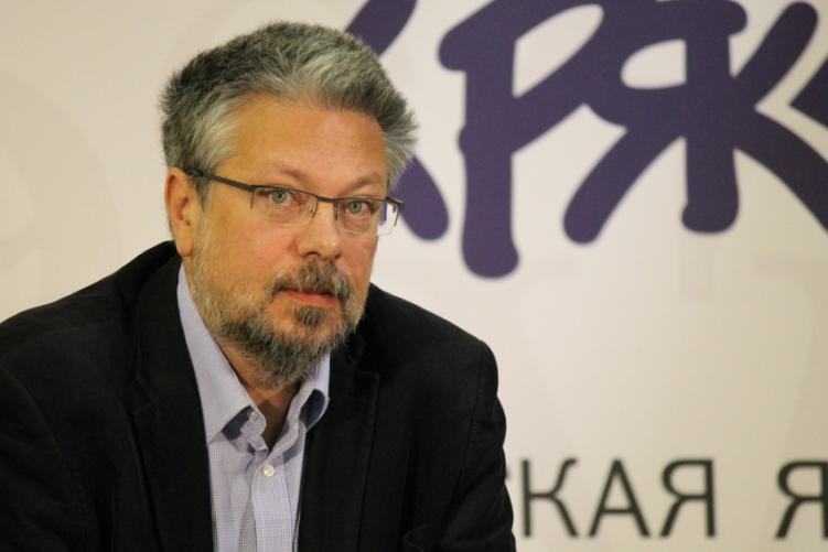 Писатель Михаил Шишкин
