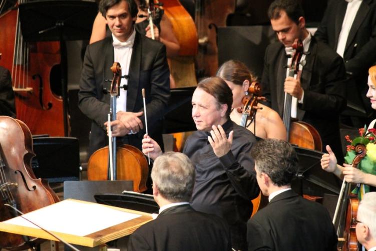 Михаил Плетнев и его оркестр