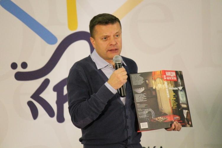 Леонид Парфенов, журналист