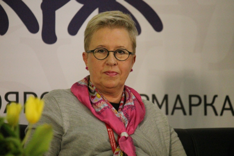 Хелена Аутио-Мелони, советник по культуре Посольства Финляндии в Москве