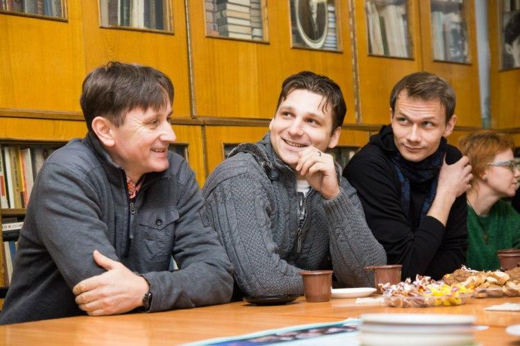 Огарев встреча на филологическом факультете