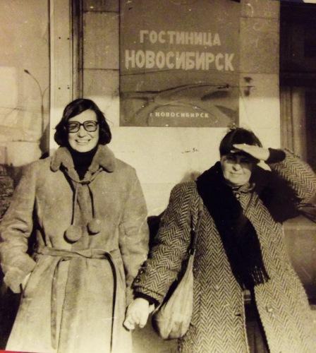 Лариса Герсова и Кира Муратова