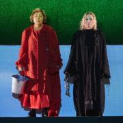 «Русский роман» в театре «Глобус»: Со всей силой древнего эротизма